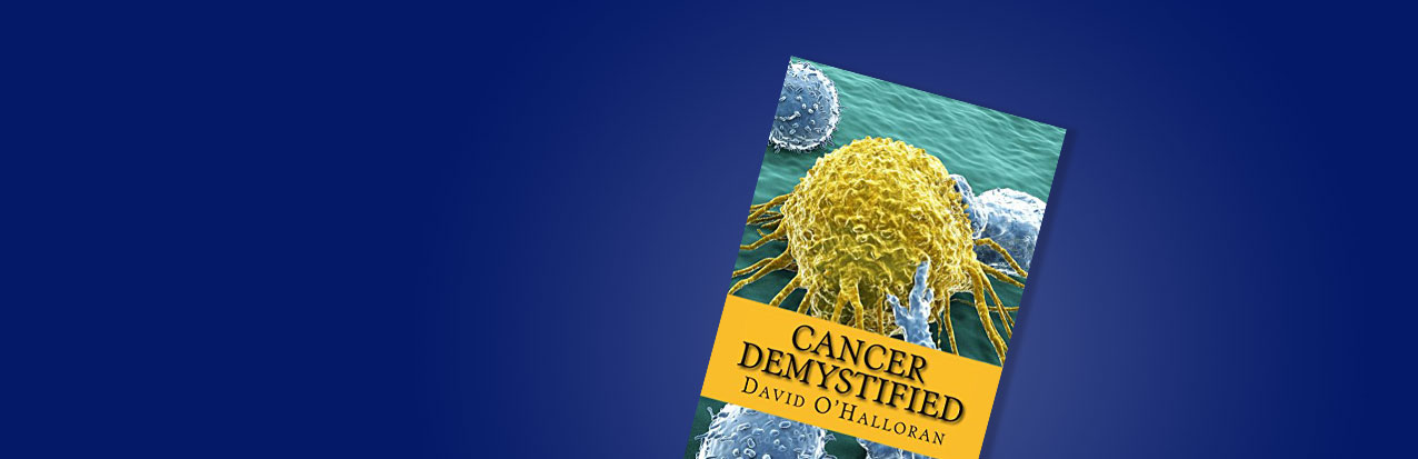 New book 'Cancer Demystified' is out now!